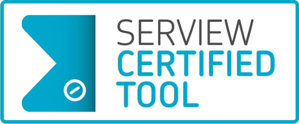 iET® ITSM achieves the SERVIEW CERTIFIEDTOOL seal of approval for the fifth consecutive time